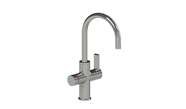 Kitchen faucets for conditioned water